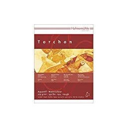 Album Hahnemuhle grain torchon 30x40