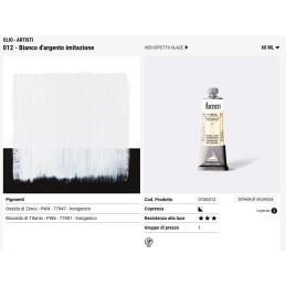 012 Bianco d'Argento Imitazione - Maimeri Artisti