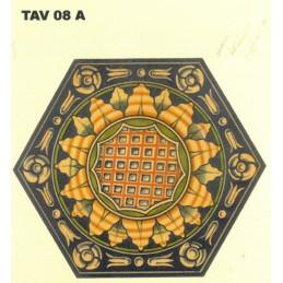 Tav 08 A - Spolvero
