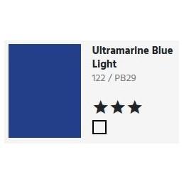122 Ultramarine blue light - Acquarello Aquafine