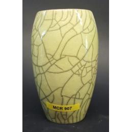 Mcr907 Cristallina craclè avorio verdastro