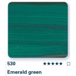Verde smeraldo 530 - College Acrilico Schmincke