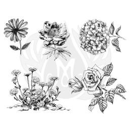 DSS-0149 Flowers 3 XL