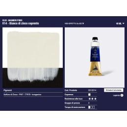 014 Bianco zinco coprente - Maimeri Puro